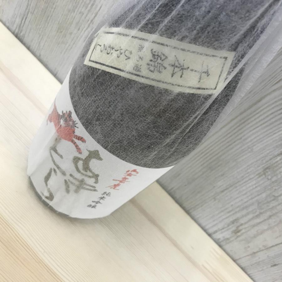 日本酒 高知 安芸虎 ひやおろし 千本錦 純米吟醸 720ml(ひやおろし・秋あがり)   igossou-sakaya 03