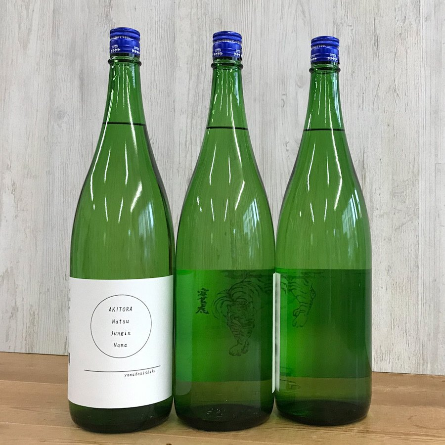 日本酒 高知 安芸虎 夏純吟 無濾過生酒 1800ml (summer)|igossou-sakaya|03