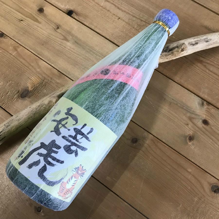 日本酒 高知 安芸虎 純米吟醸 吟の夢 無濾過生酒 720ml (新特)|igossou-sakaya|04