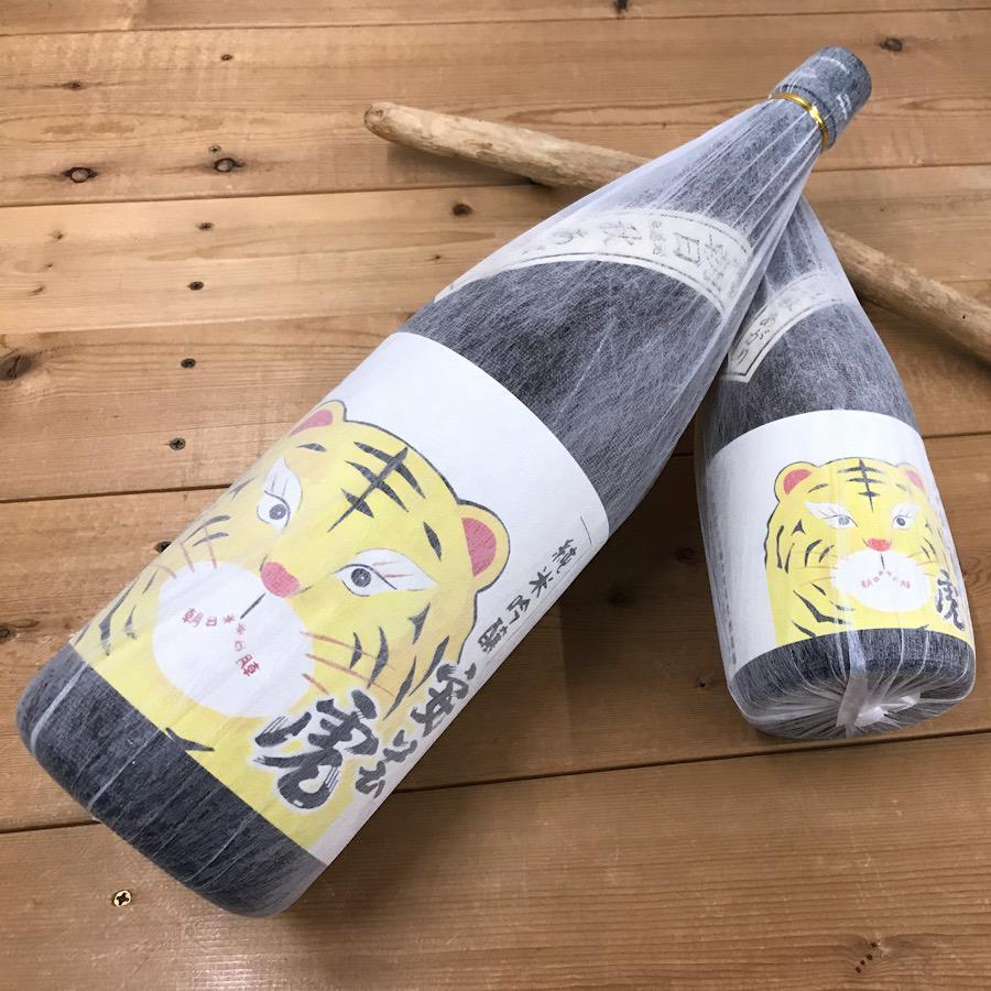 日本酒 高知 安芸虎 秋あがり 朝日 純米吟醸 1800ml(ひやおろし・秋あがり) |igossou-sakaya|12