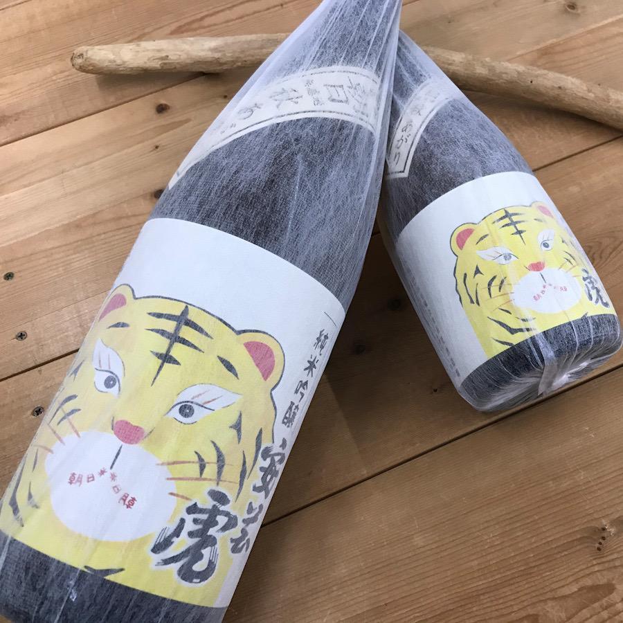日本酒 高知 安芸虎 秋あがり 朝日 純米吟醸 720ml(ひやおろし・秋あがり) |igossou-sakaya|13