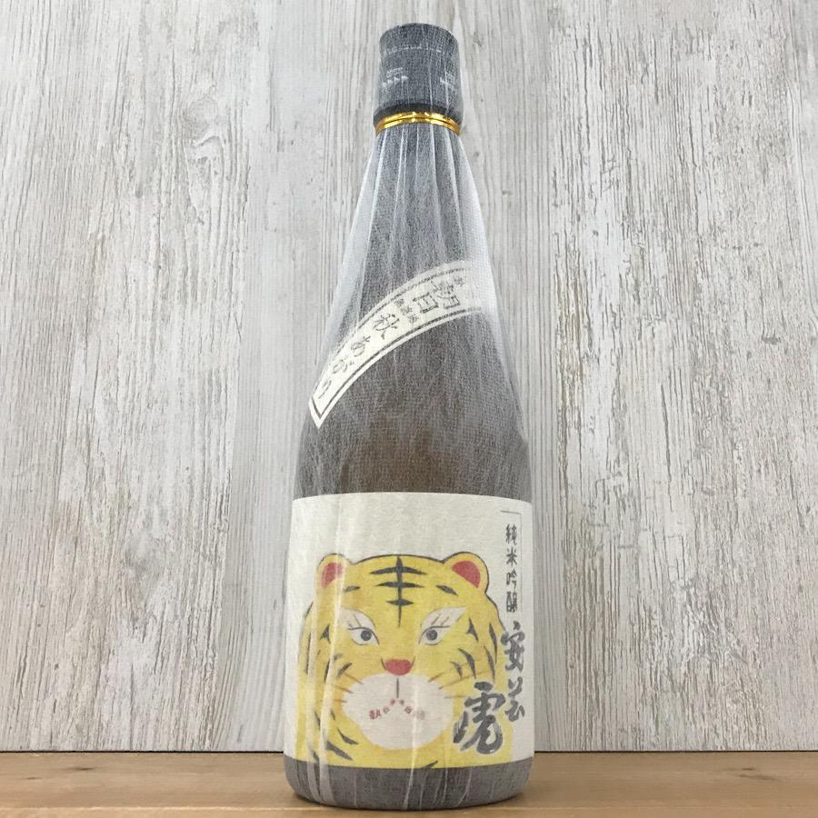 日本酒 高知 安芸虎 秋あがり 朝日 純米吟醸 720ml(ひやおろし・秋あがり) |igossou-sakaya|04