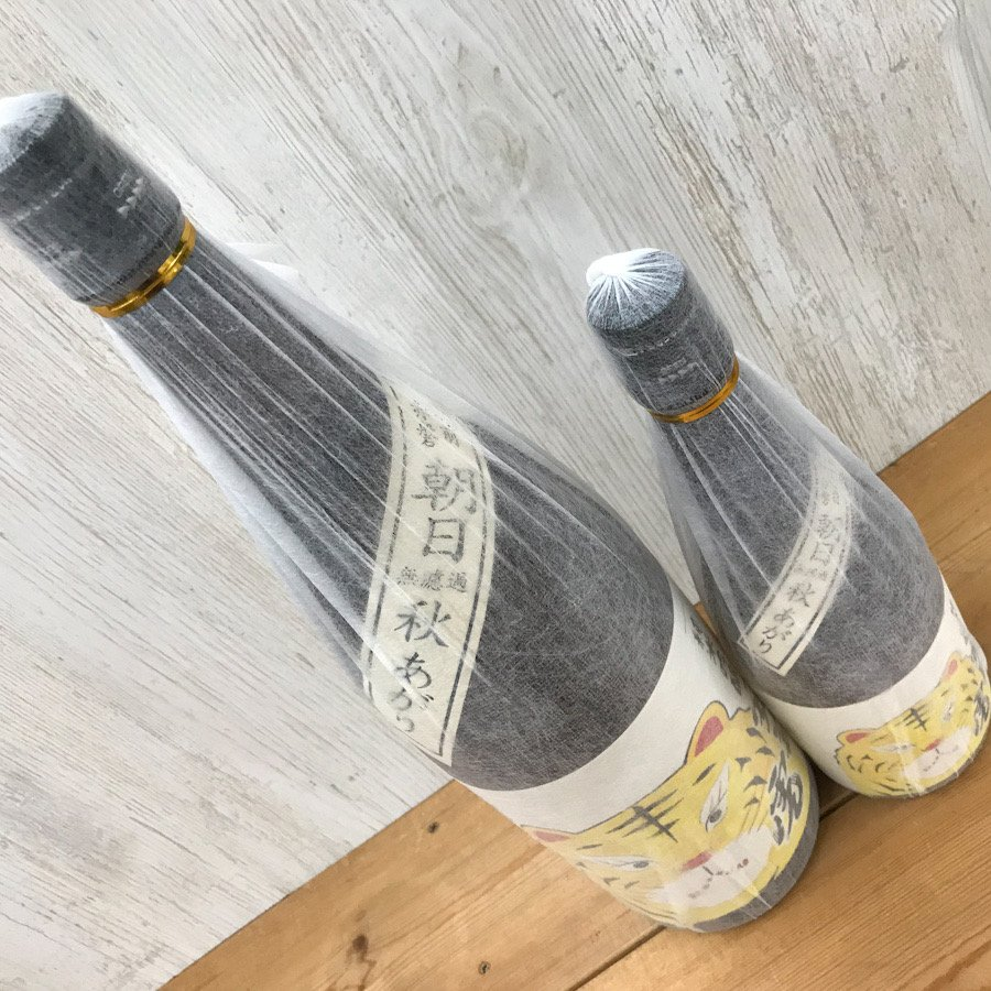 日本酒 高知 安芸虎 秋あがり 朝日 純米吟醸 720ml(ひやおろし・秋あがり) |igossou-sakaya|10