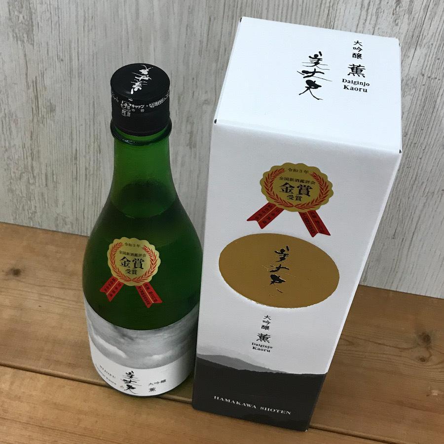 日本酒 高知 美丈夫 大吟醸 薫 720ml(父の日)お中元 夏ギフト igossou-sakaya 06
