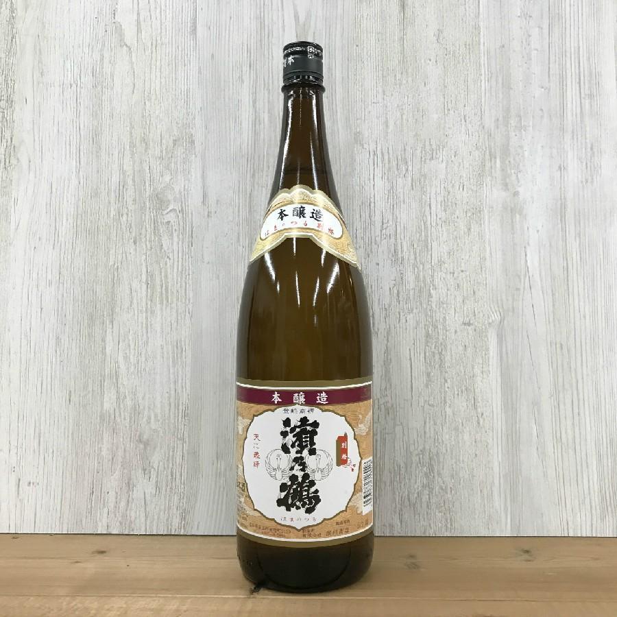 日本酒 高知 濱の鶴 本醸造 別格 1800ml (燗酒特集)|igossou-sakaya|02