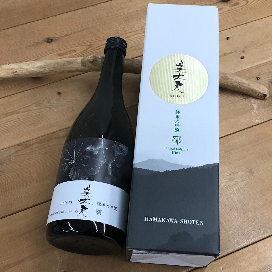 日本酒 高知 美丈夫 純米大吟醸 鄙(ひな)720ml|igossou-sakaya|03