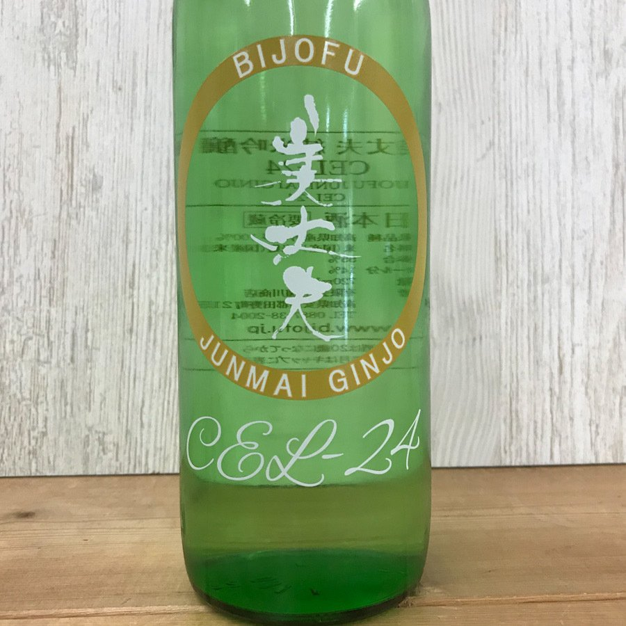 日本酒 高知 美丈夫 純米吟醸 CEL-24 720ml 数量限定(新特)|igossou-sakaya