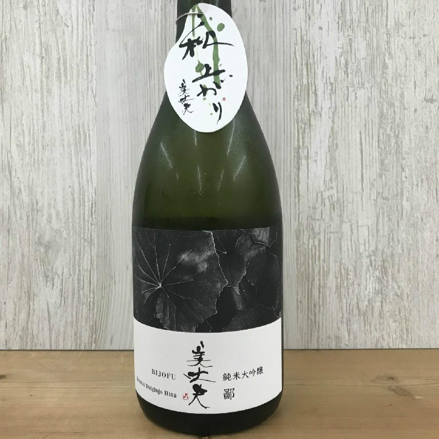 日本酒 高知 美丈夫 純米大吟醸 鄙(ひな)秋あがり 720ml (ひやおろし・秋あがり)|igossou-sakaya|02