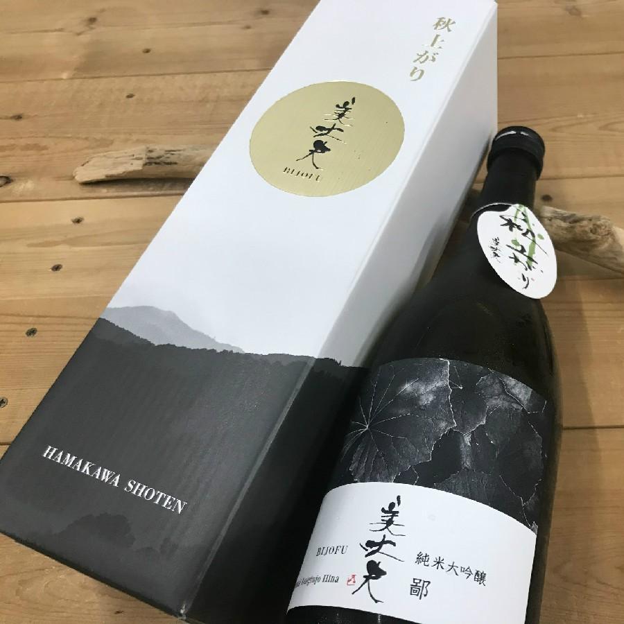 日本酒 高知 美丈夫 純米大吟醸 鄙(ひな)秋あがり 720ml (ひやおろし・秋あがり)|igossou-sakaya|12