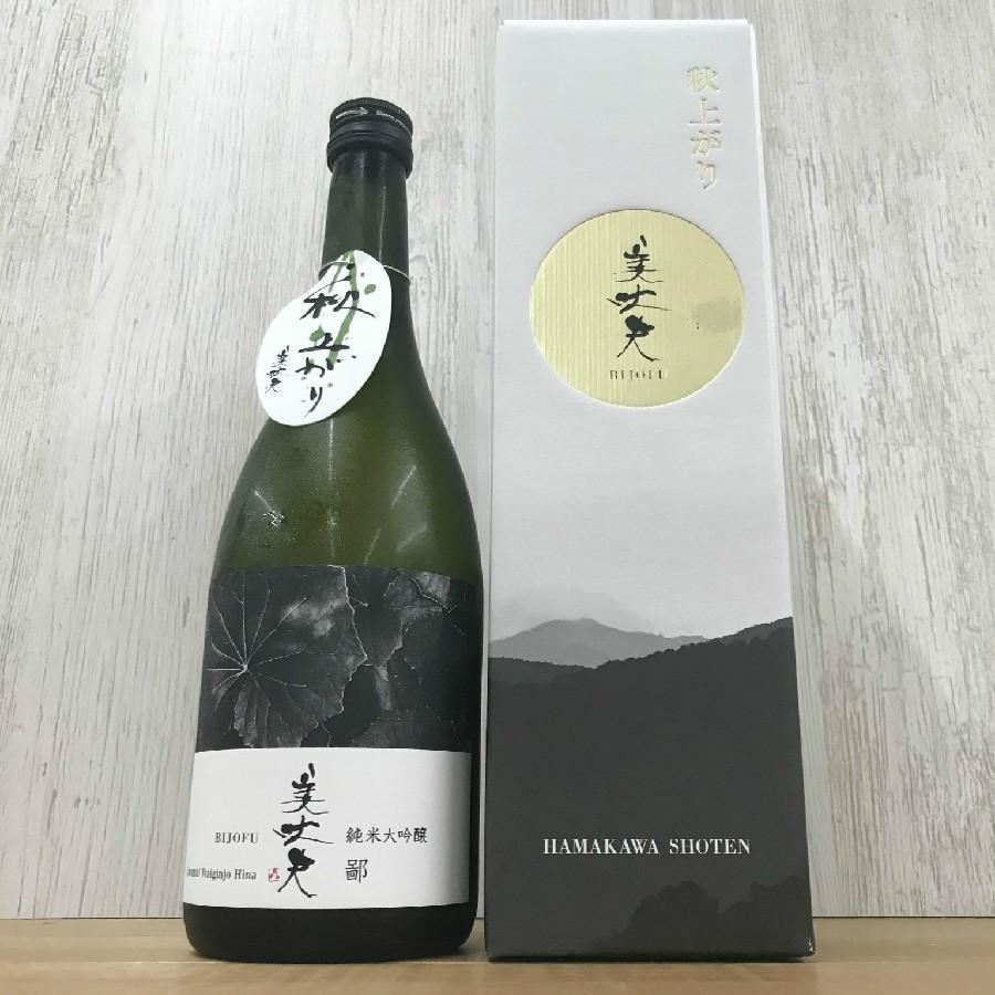 日本酒 高知 美丈夫 純米大吟醸 鄙(ひな)秋あがり 720ml (ひやおろし・秋あがり)|igossou-sakaya|06