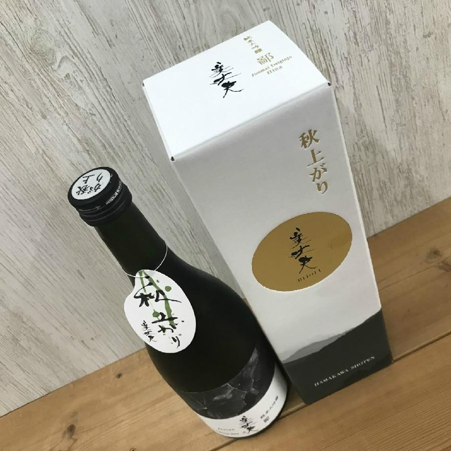 日本酒 高知 美丈夫 純米大吟醸 鄙(ひな)秋あがり 720ml (ひやおろし・秋あがり)|igossou-sakaya|07