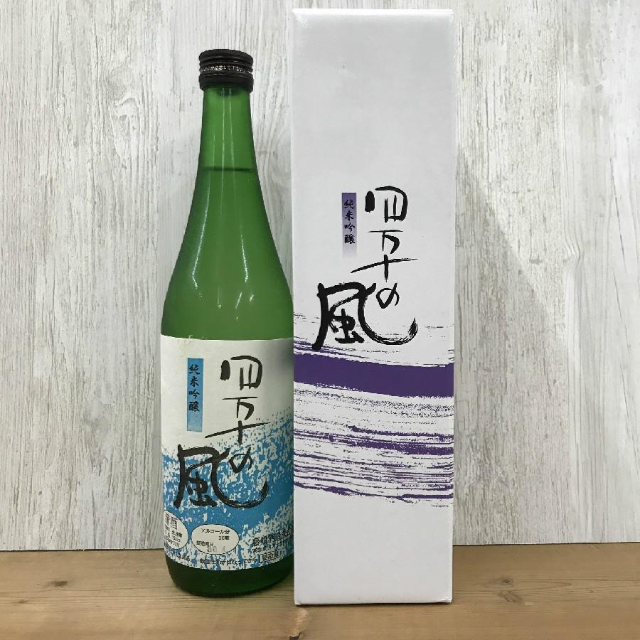 日本酒 高知 藤娘 純米吟醸 四万十の風 720ml|igossou-sakaya|02