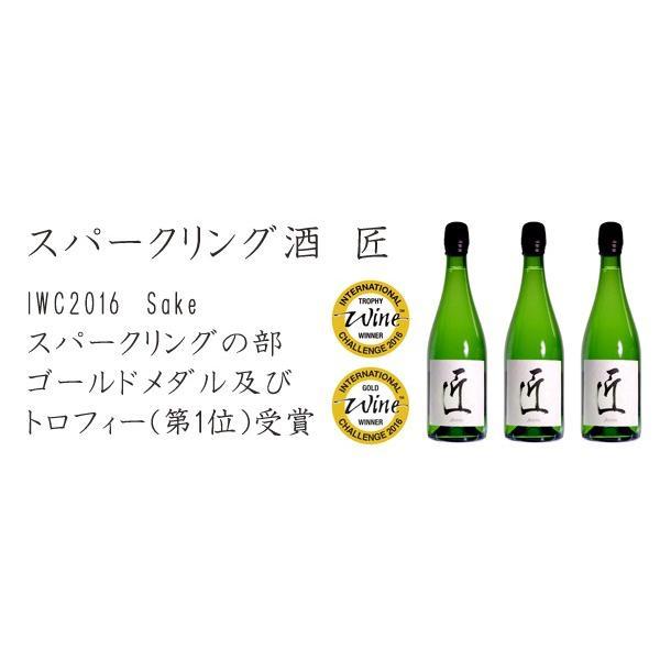 日本酒 高知 桂月 スパークリング酒 匠 (John) フルボトル 750ml (父の日) igossou-sakaya 04