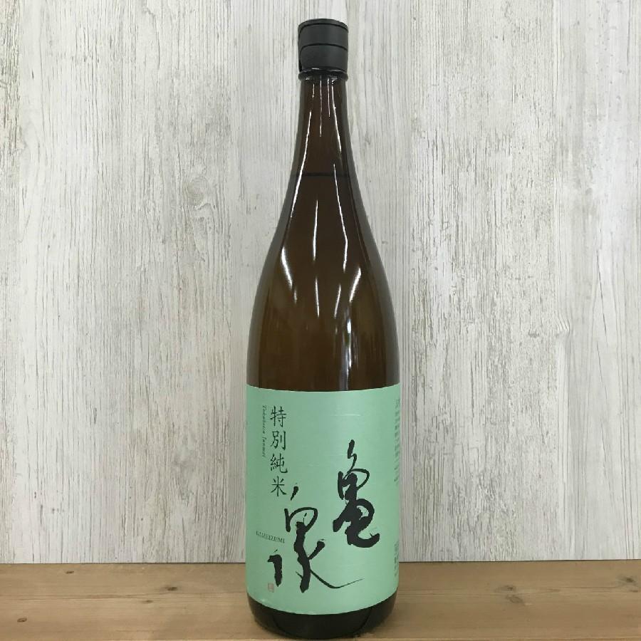 日本酒 高知 亀泉 特別純米 土佐錦1800ml (燗酒特集)(お歳暮 冬ギフト お年賀)|igossou-sakaya|02