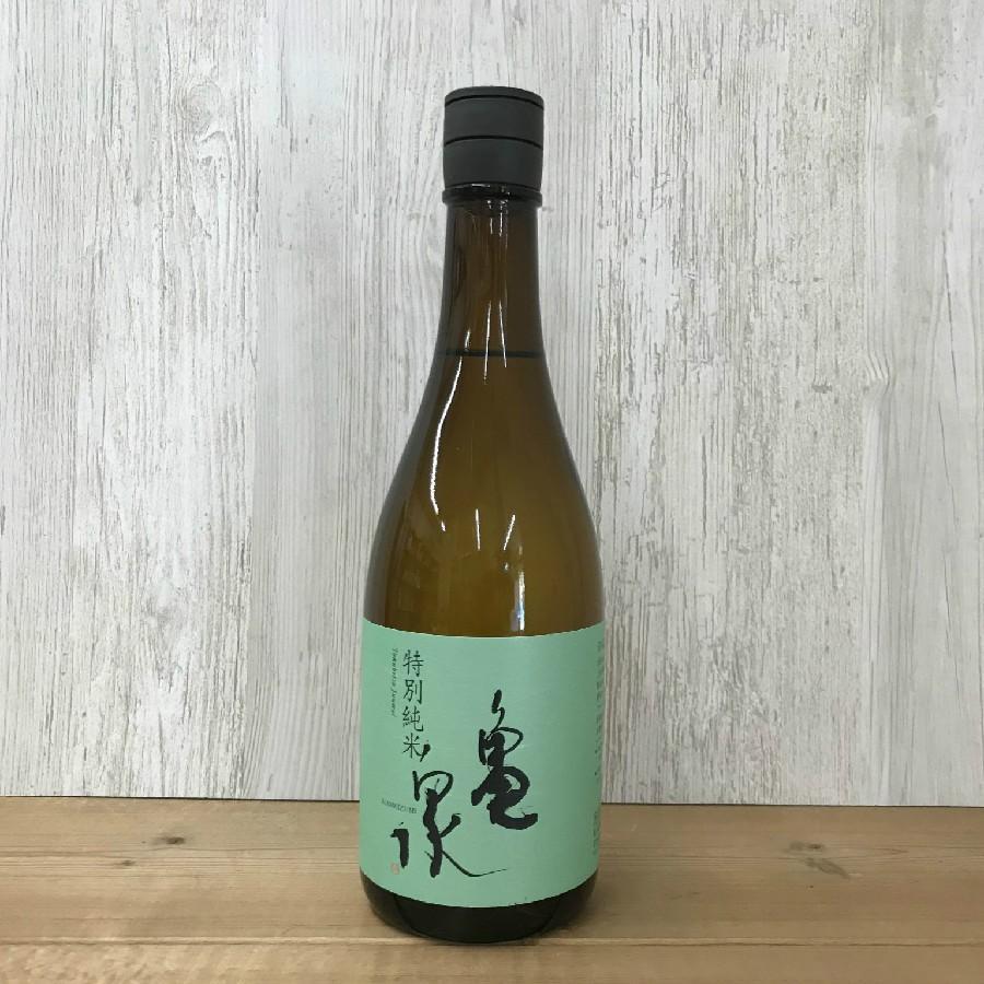 日本酒 高知 亀泉 特別純米 土佐錦 720ml (燗酒特集) igossou-sakaya 02