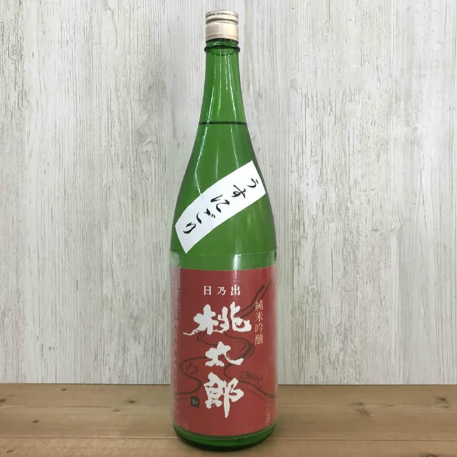 日本酒 高知 日乃出桃太郎 純米吟醸 うすにごり生 1800ml|igossou-sakaya|02