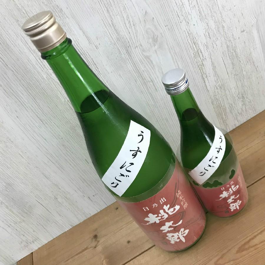 日本酒 高知 日乃出桃太郎 純米吟醸 うすにごり生 1800ml|igossou-sakaya|16