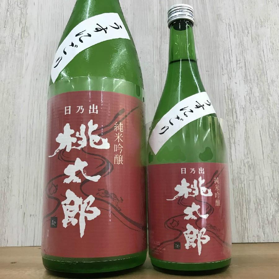 日本酒 高知 日乃出桃太郎 純米吟醸 うすにごり生 1800ml|igossou-sakaya|17