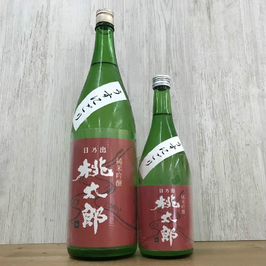 日本酒 高知 日乃出桃太郎 純米吟醸 うすにごり生 1800ml|igossou-sakaya|18