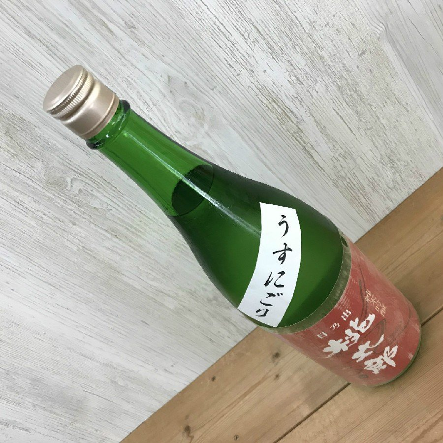 日本酒 高知 日乃出桃太郎 純米吟醸 うすにごり生 1800ml|igossou-sakaya|07
