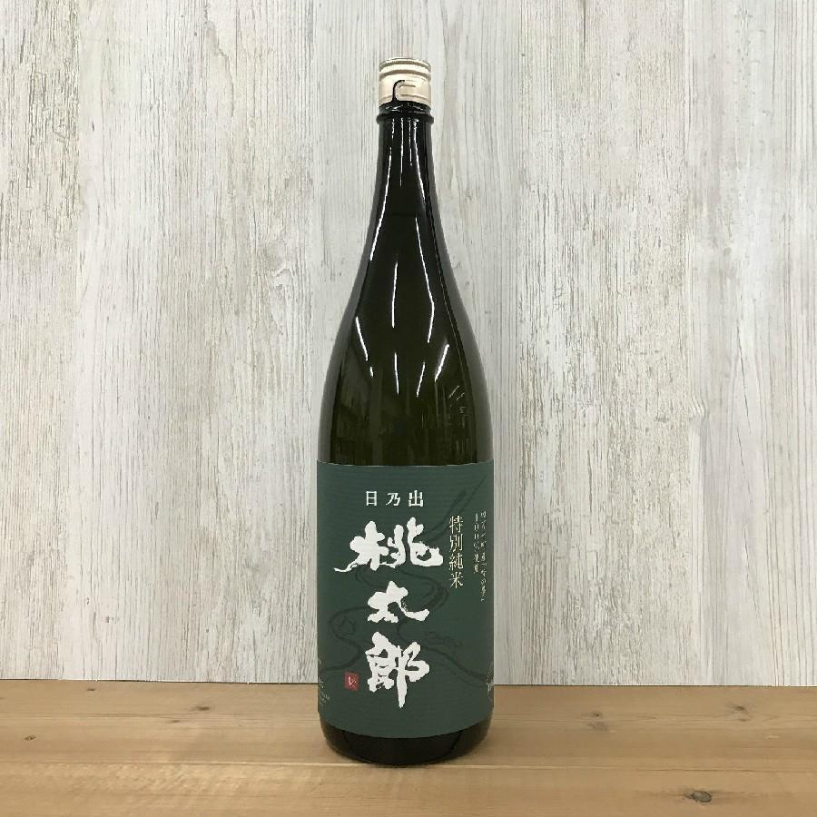 日本酒 高知 日乃出桃太郎 特別純米 吟の夢 1800ml (燗酒特集)|igossou-sakaya|02