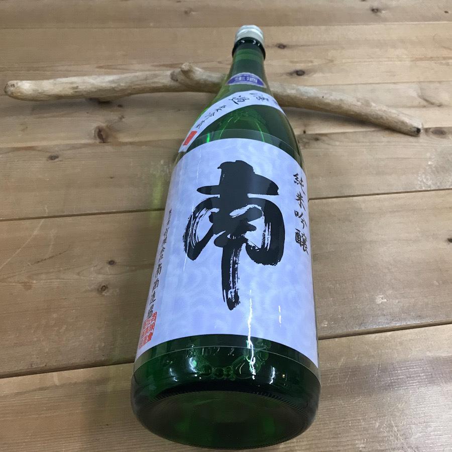 日本酒 高知 南 純米吟醸無濾過 吟の夢 生酒 1800ml|igossou-sakaya|06