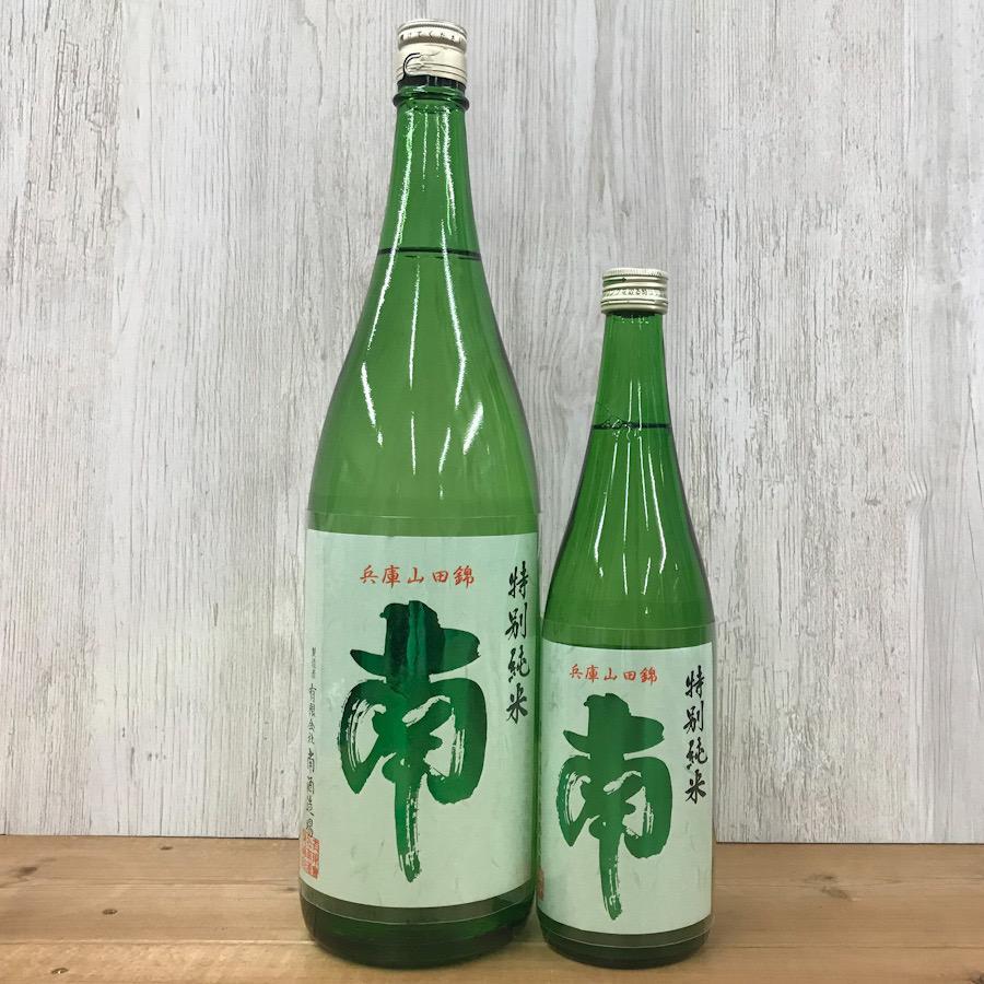 日本酒 高知 南 特別純米 兵庫山田錦 1800ml igossou-sakaya 09