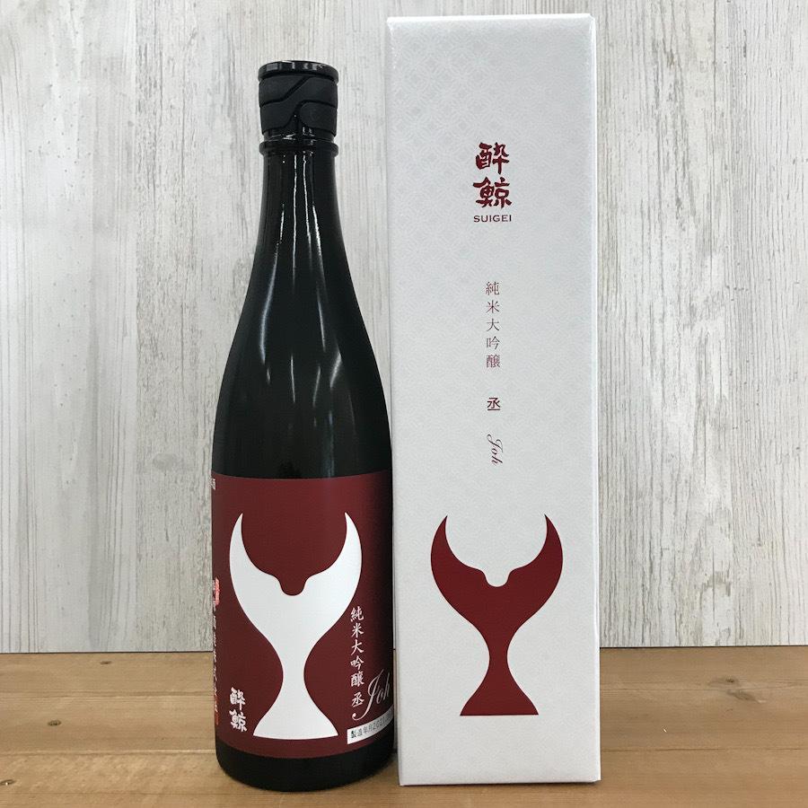 日本酒 高知 酔鯨 純米大吟醸 丞 (Joh) ジョウ 720ml(酔SP) (父の日) お中元 夏ギフト|igossou-sakaya