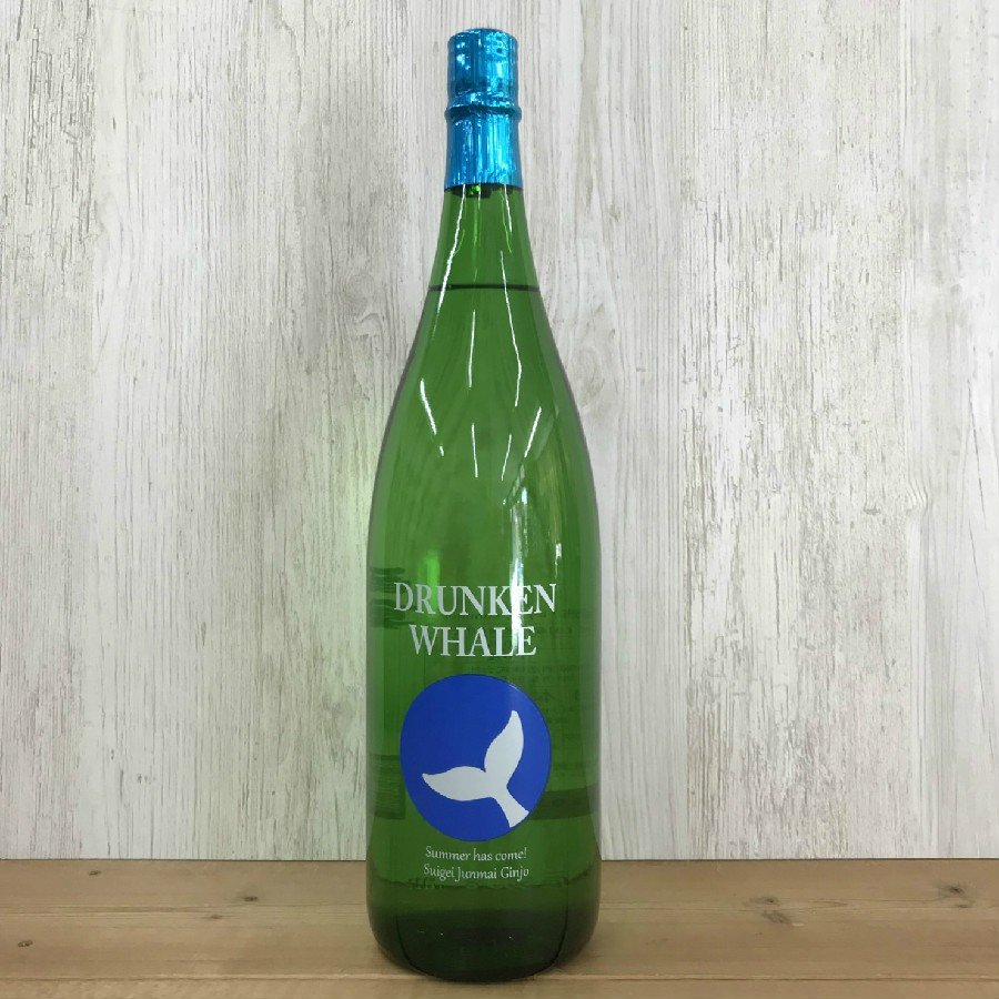 日本酒 高知 酔鯨 純米吟醸 吟麗 summer 1800ml   (summer) igossou-sakaya 02