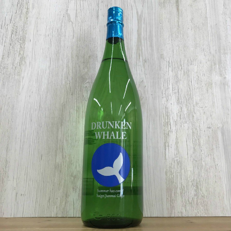 日本酒 高知 酔鯨 純米吟醸 吟麗 summer 1800ml   (summer) igossou-sakaya 04
