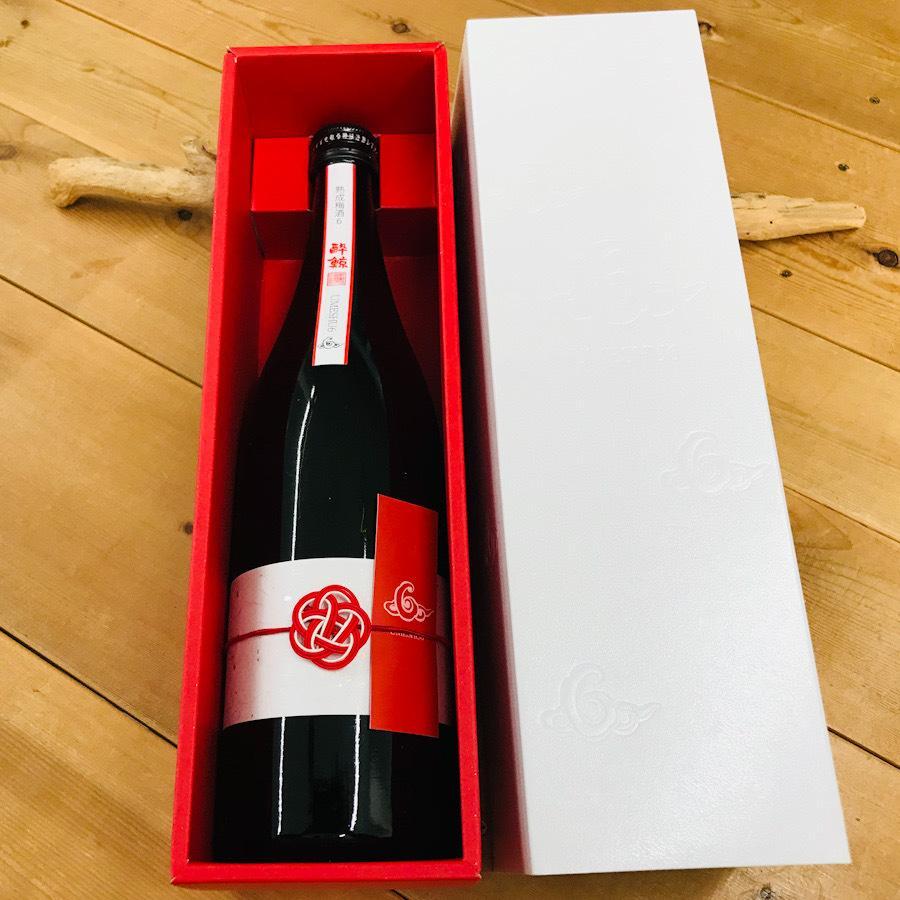 日本酒 リキュール 高知 酔鯨酒造 酔鯨 熟成梅酒 6(シックス)限定発売 720ml igossou-sakaya
