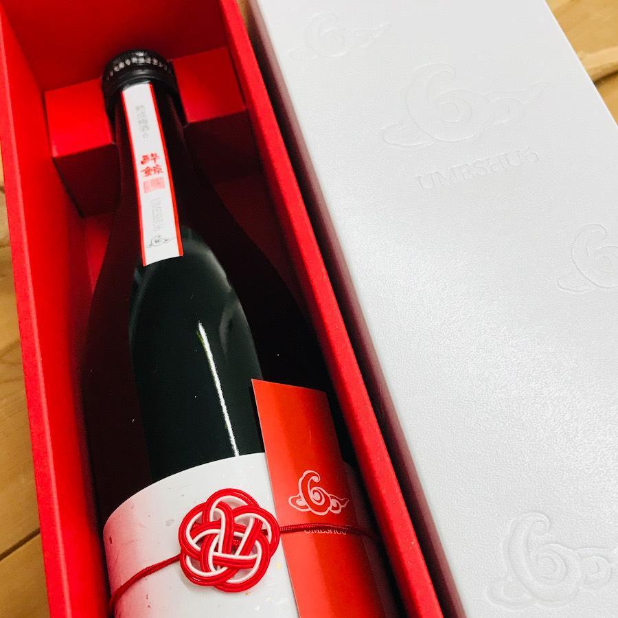 日本酒 リキュール 高知 酔鯨酒造 酔鯨 熟成梅酒 6(シックス)限定発売 720ml igossou-sakaya 04