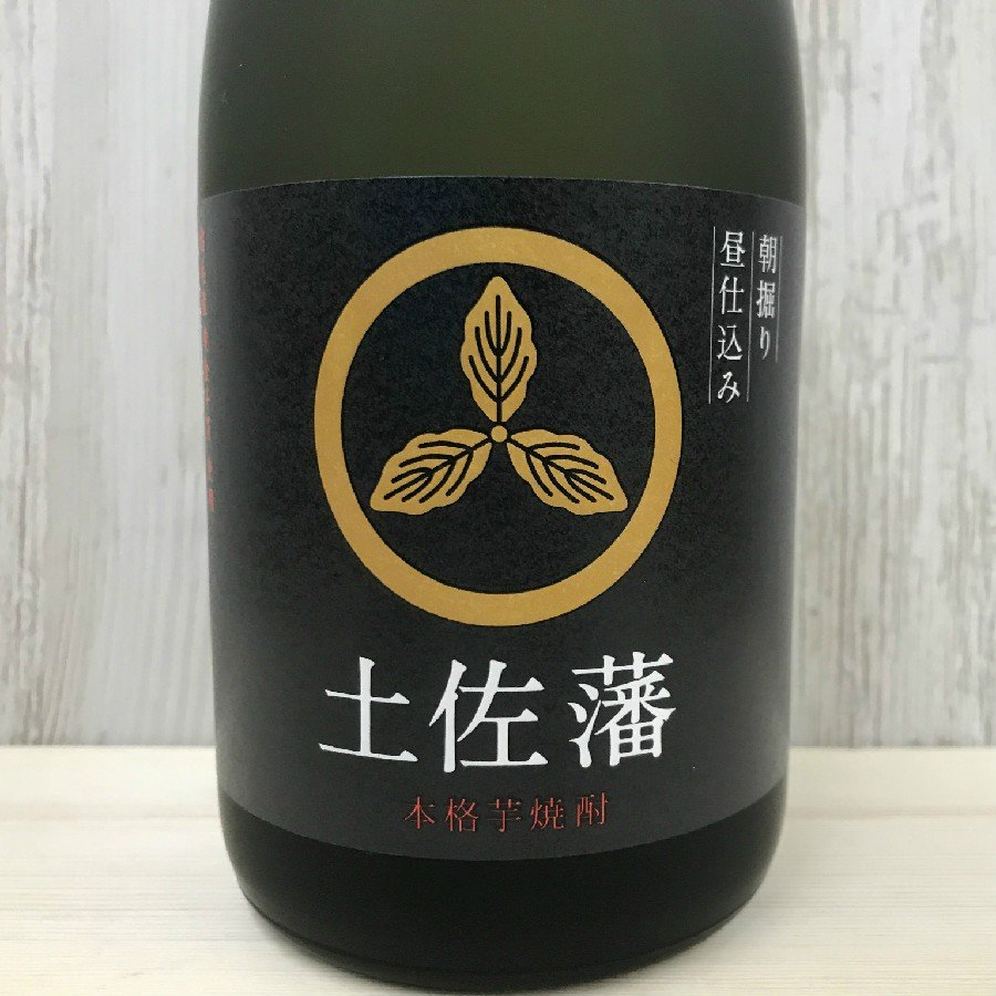 焼酎 高知 すくも酒造 芋焼酎 土佐藩 720ml (幕末特集)  (父の日) igossou-sakaya