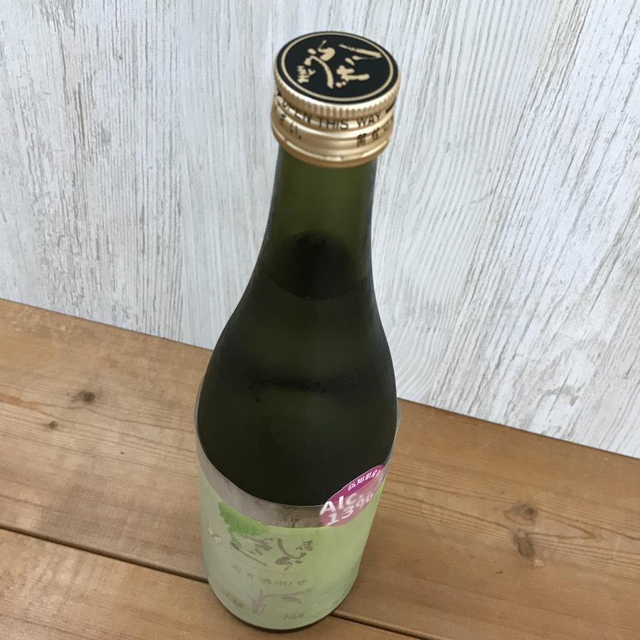 日本酒 高知 土佐しらぎく 高育酒80号 (土佐麗-とさうらら-) 720ml (とさうらら) igossou-sakaya 03