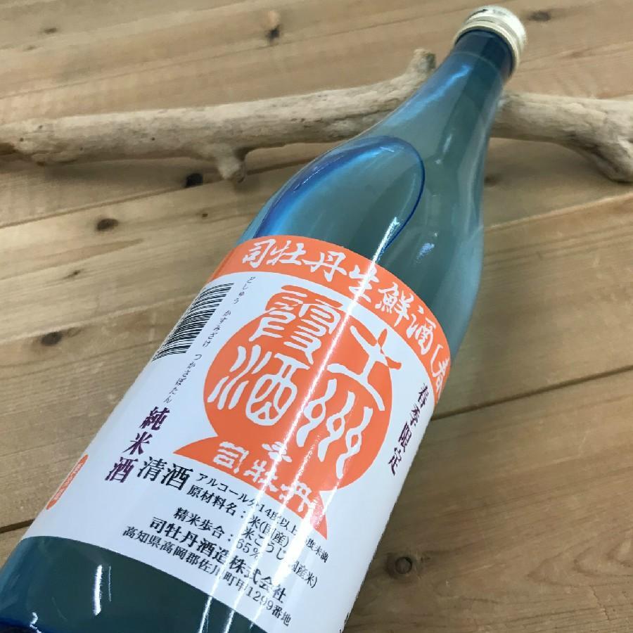 日本酒 高知 司牡丹 生鮮酒 <春> 土州霞酒 純米酒  720ml igossou-sakaya 08