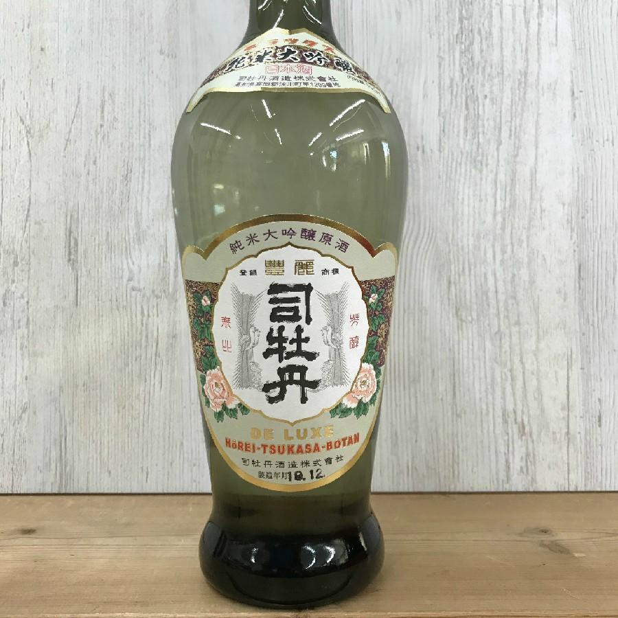 日本酒 高知 デラックス豊麗司牡丹 900ml お中元 夏ギフト|igossou-sakaya|04