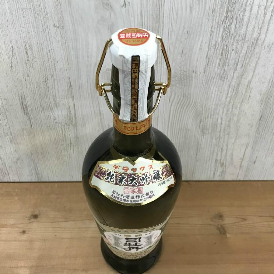 日本酒 高知 デラックス豊麗司牡丹 900ml お中元 夏ギフト|igossou-sakaya|07