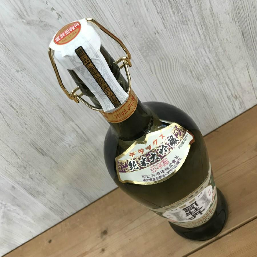 日本酒 高知 デラックス豊麗司牡丹 900ml お中元 夏ギフト|igossou-sakaya|08