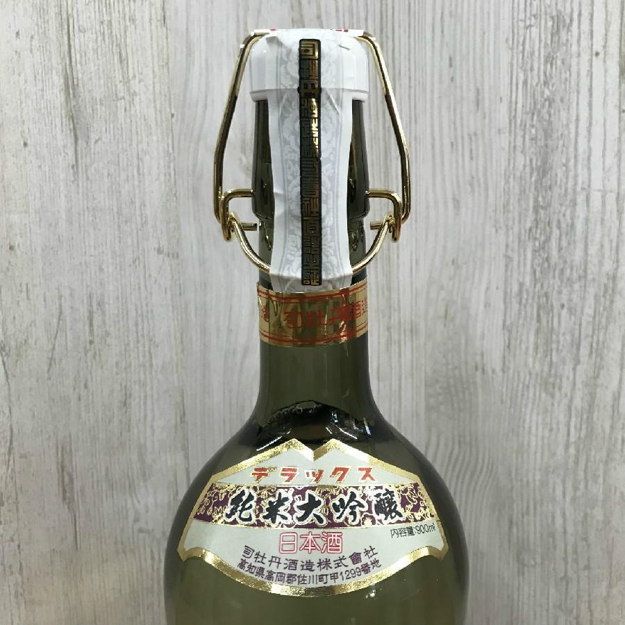 日本酒 高知 デラックス豊麗司牡丹 900ml お中元 夏ギフト|igossou-sakaya|09