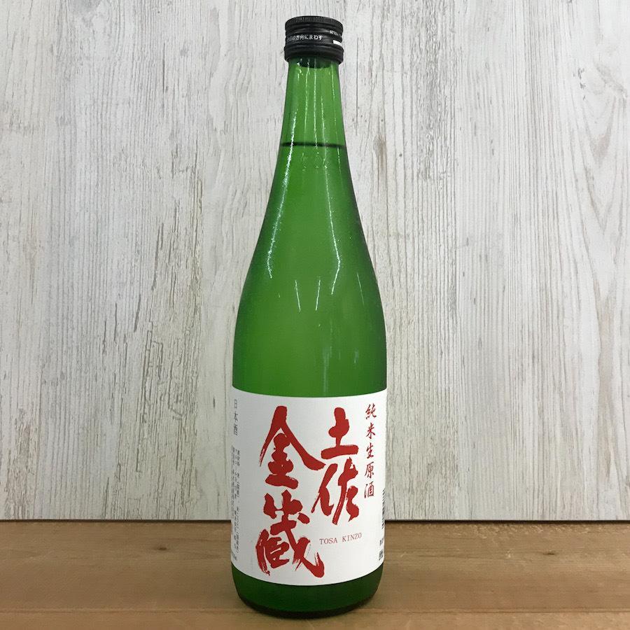 日本酒 高知 豊能梅 土佐金蔵 純米生原酒 720ml (新特) igossou-sakaya 02