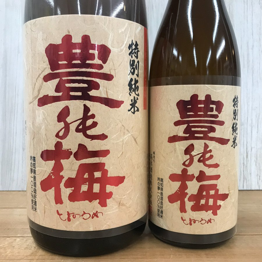日本酒 高知 豊能梅 特別純米 吟の夢 720ml(新特) igossou-sakaya 06