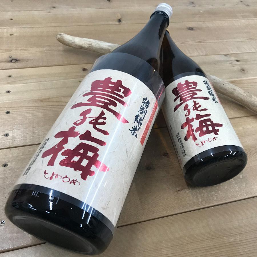日本酒 高知 豊能梅 特別純米 吟の夢 720ml(新特) igossou-sakaya 10