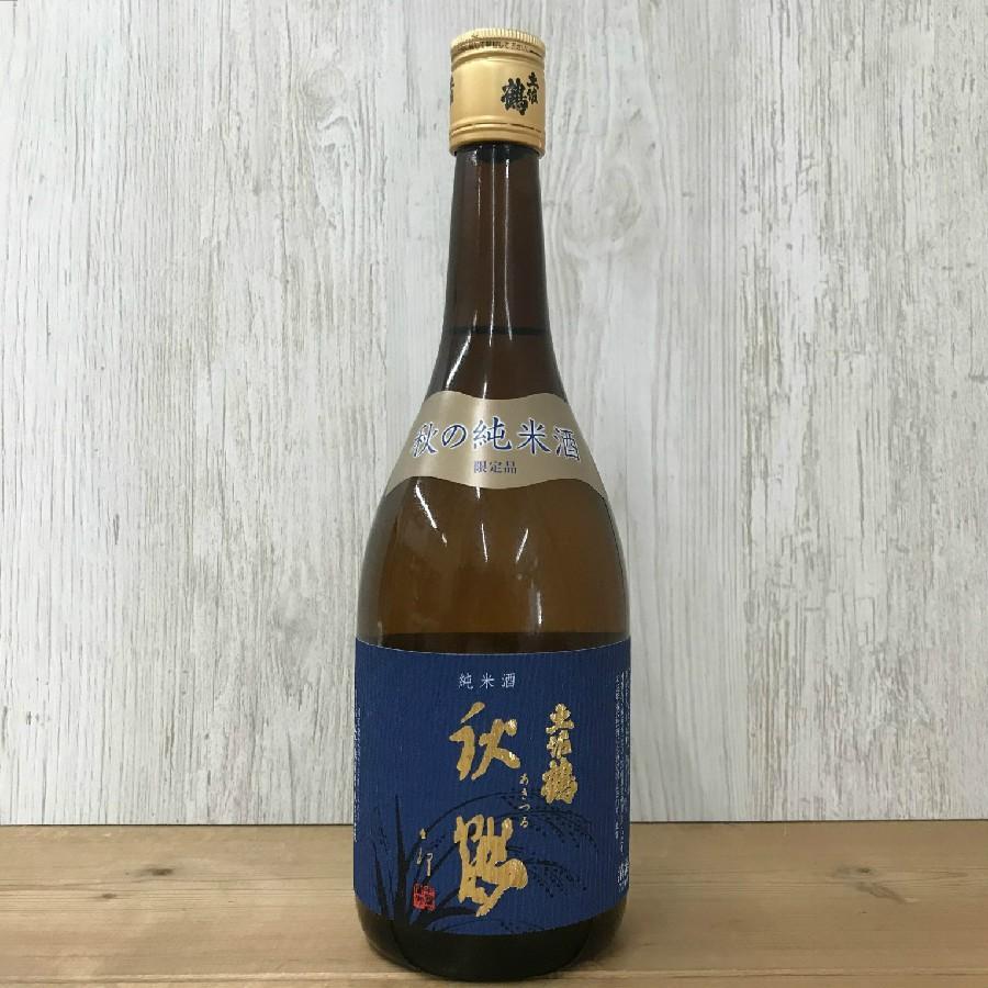 日本酒 高知 土佐鶴 純米 秋鶴 720ml(ひやおろし・秋あがり)|igossou-sakaya|02