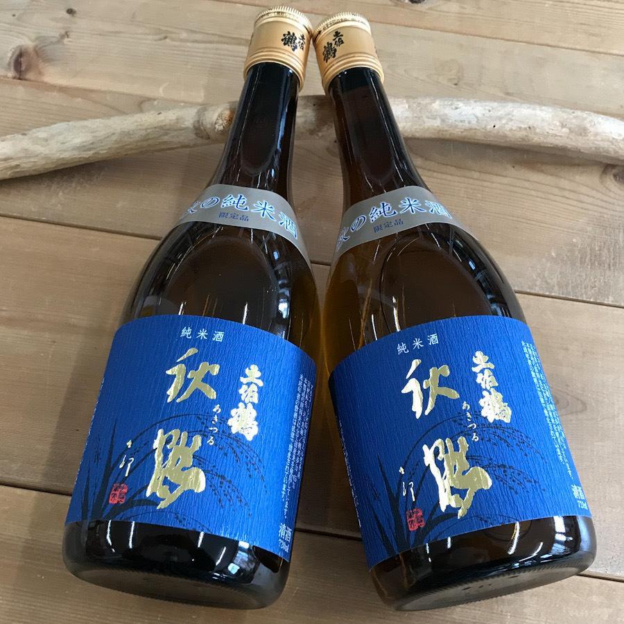 日本酒 高知 土佐鶴 純米 秋鶴 720ml(ひやおろし・秋あがり)|igossou-sakaya|08