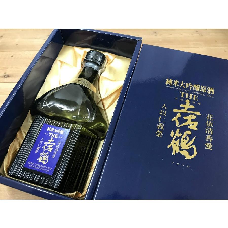 日本酒 高知 土佐鶴 純米大吟醸原酒 ザ・土佐鶴 720ml (父の日) お中元 夏ギフト igossou-sakaya 03