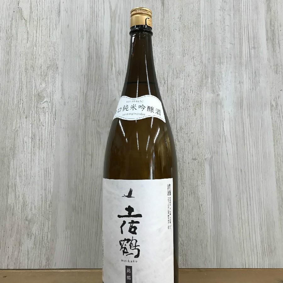 日本酒 高知 土佐鶴 辛口純米吟醸 銘鶴 1800ml igossou-sakaya 02