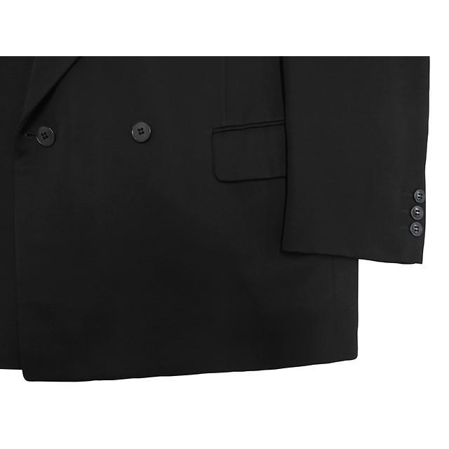 BELLUMORE 礼服 スーツ メンズ AB5体 春夏秋向き フォーマルスーツ 喪服 ダブル 男性用 中古 SCEB08|igsuit|07