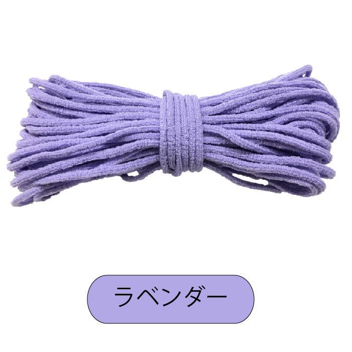 マスク用ゴム 単色 約2mm〜3mm 約10m|iguchi-co-ltd|27