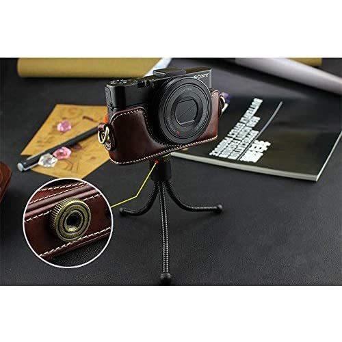カメラケース Cyber-shot RX100 M2 M3 M4 M5 カメラバック ミラーレス一眼 DCS-RX100シリーズ DSC-RX100M ihatov2020 06