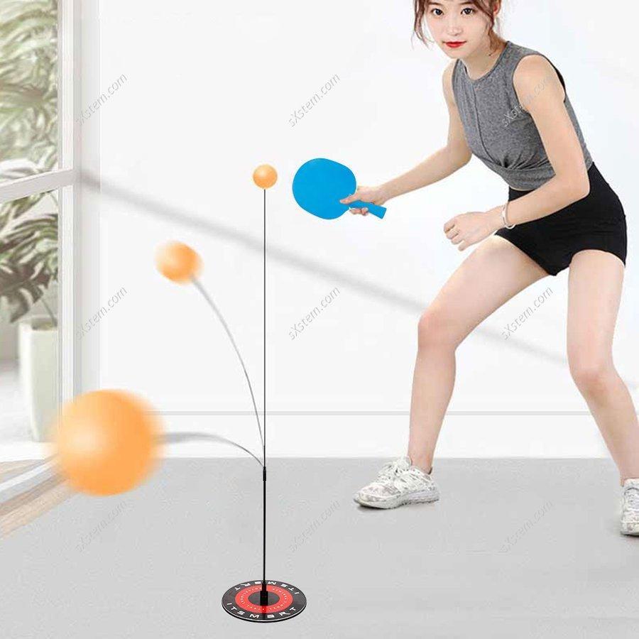 卓球練習 お家で卓球 ピンポントレーニング 一人で練習できる卓球マシン 卓球セット 高さ調節可能 爆安プライス オンラインショッピング 卓球台不要 在宅運動 親子運動